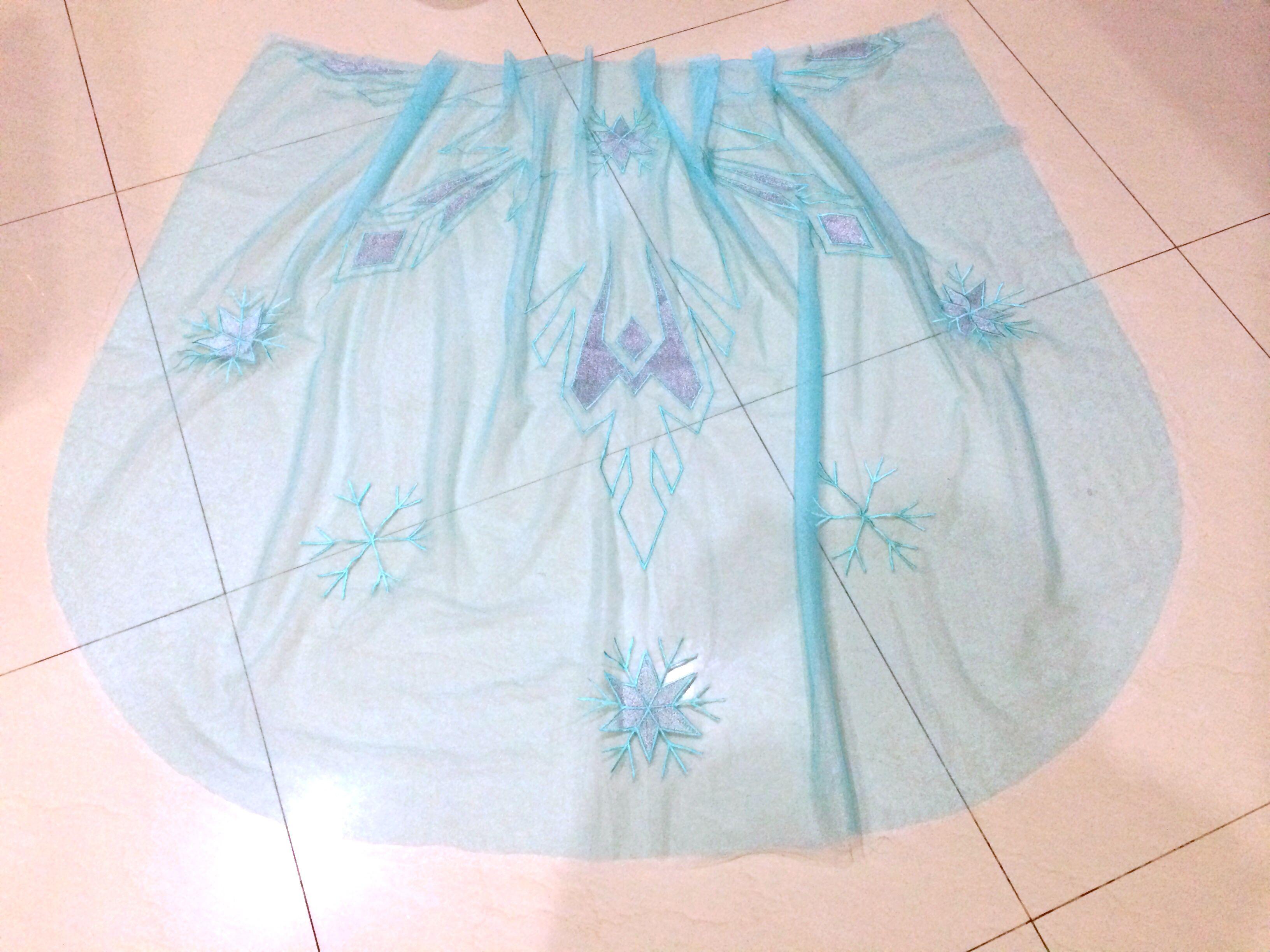 Elsa frozen cape kids pinterest
