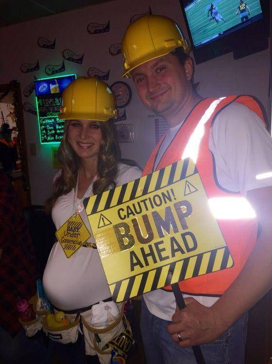 Funny Halloween Costumes For Pregnant Couples.Halloween Costumes For Pregnant Couples 23 Funny Pregnant