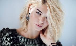 Bildergebnis Für Frisuren Halblang Luisa Hartema Haare Mehr