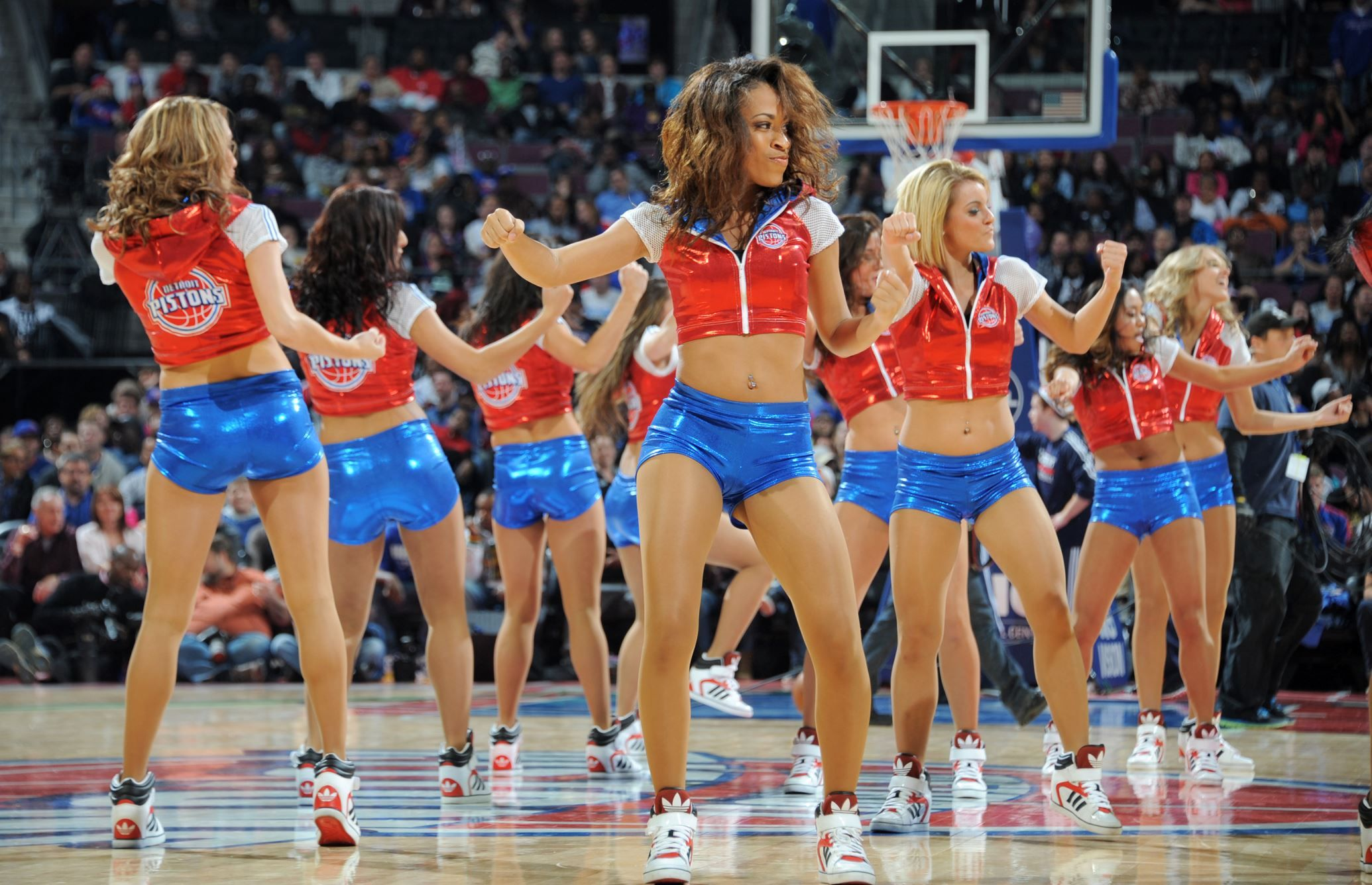 Nba cheerleaders 2013