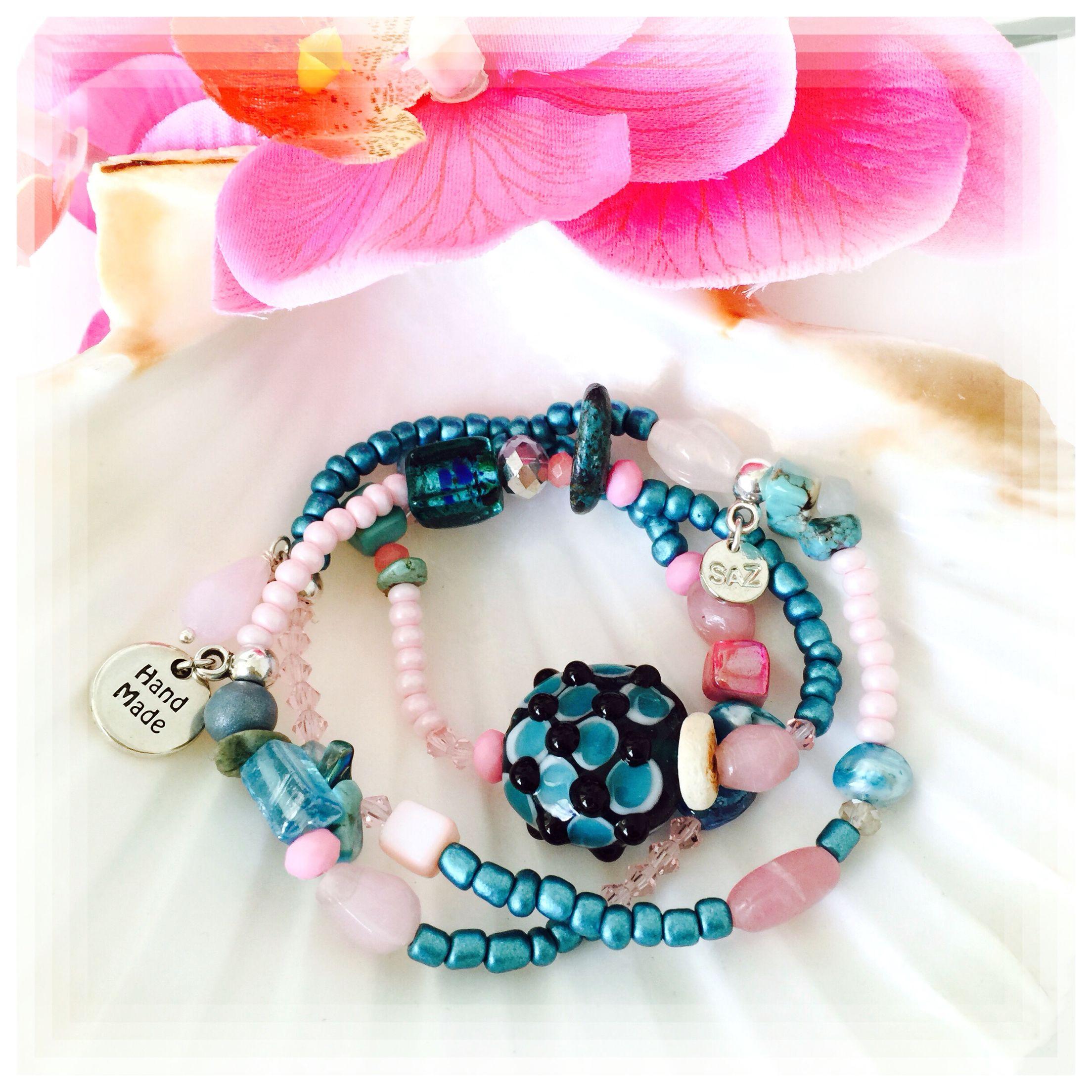 Handmade Bracelet Romantic Feeling
