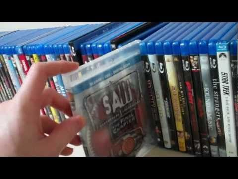My Blu-Ray Collection 9/23/11