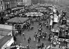 Rostock, DDR, Weihnachtsmarkt, 80er, Walzerbahn
