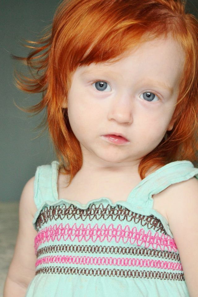 Image Result For What Babies With Red Hair Look Like Girls With Red Hair Red Hair Looks Rarest Hair Color