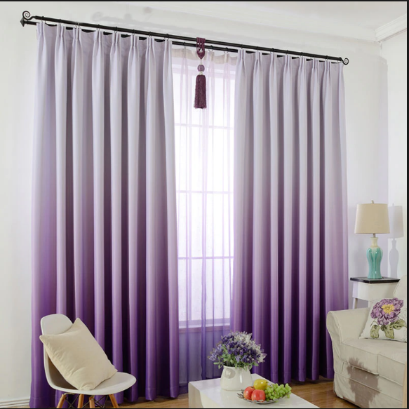 Today Is Ashwednesday And Lent Is Here How About Some Purple Curtains To Go Curtains Living Room Purple Living Room Purple Curtains