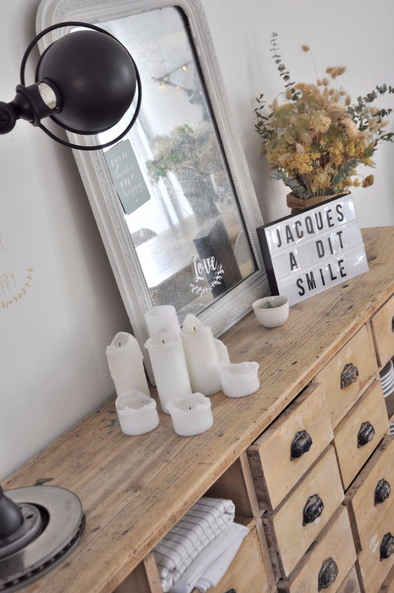 Meuble D Herboriste Pageblanche11 Canalblog Com Deco Salon Recup Deco Maison Meuble Deco