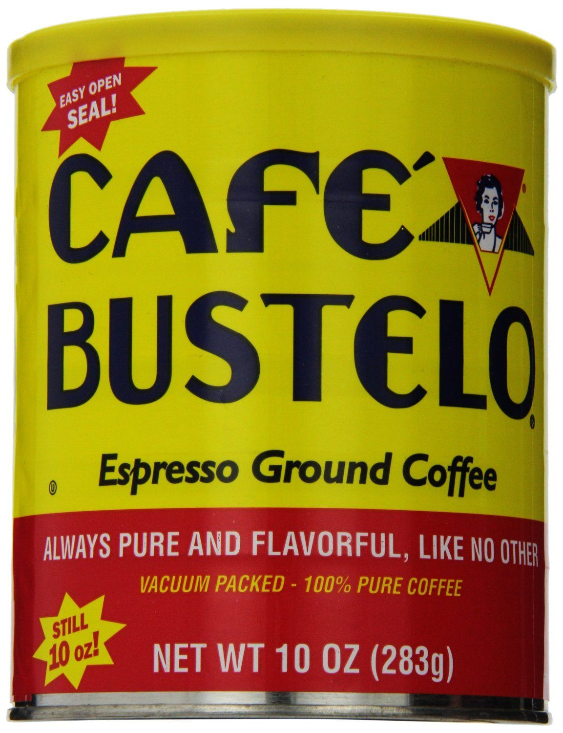 Cafe Bustelo Ground Coffee Can *** Find out http//www
