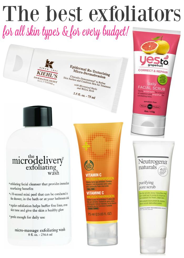 Lulu Sweet Pea Best Exfoliators Exfoliate Face Products Skin Cleanser Products