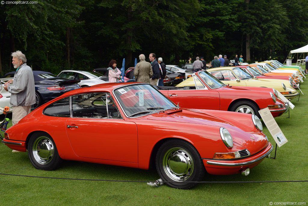 1963 Porsche 901 Image