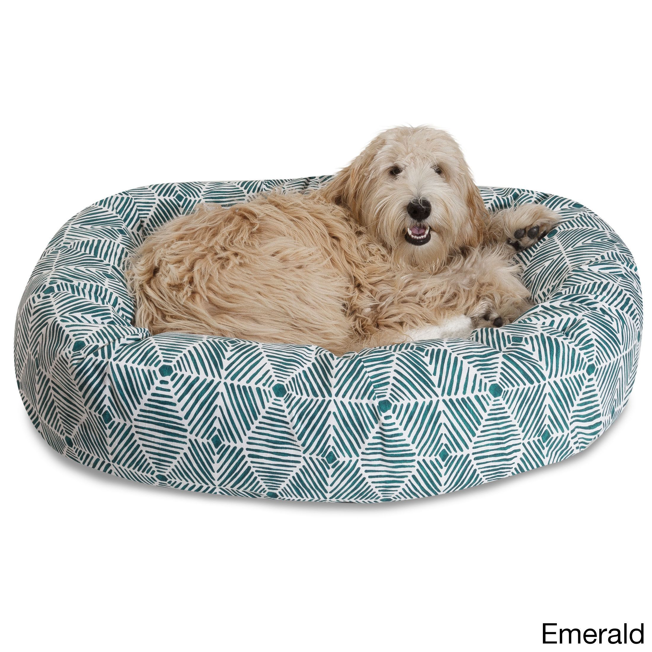 Remarkable Majestic Pet Charlie Sherpa Bagel Large Extra Large Dog Bed Theyellowbook Wood Chair Design Ideas Theyellowbookinfo