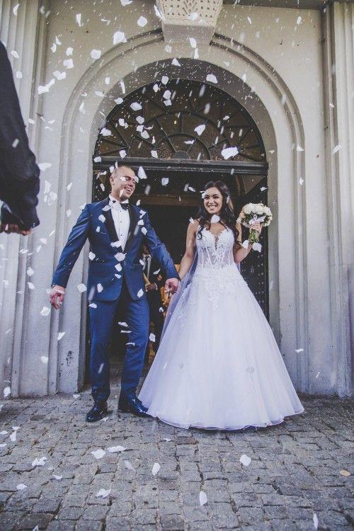 Suknie Suknia ślubna Agora 36 38 Svarowski 1 70000zł Suknie