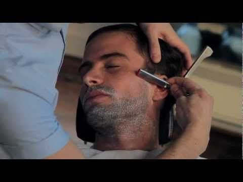 The Gentleman's Shave, courtesy of Kiehls