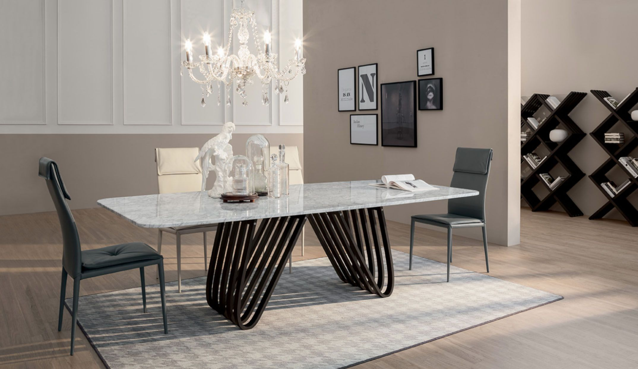 Tonin Casa Arpa Dining Table Available At Juxta Interiors Hessle East Riding Of Yorkshire