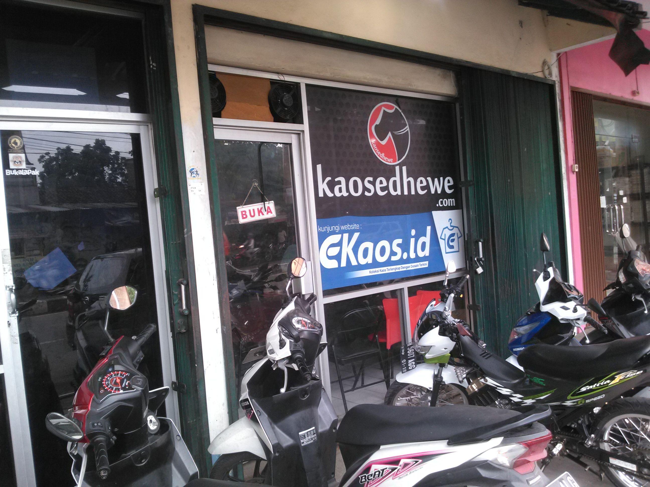 Yuk datang ke toko kami di Jl Kedungmundu Raya no 65