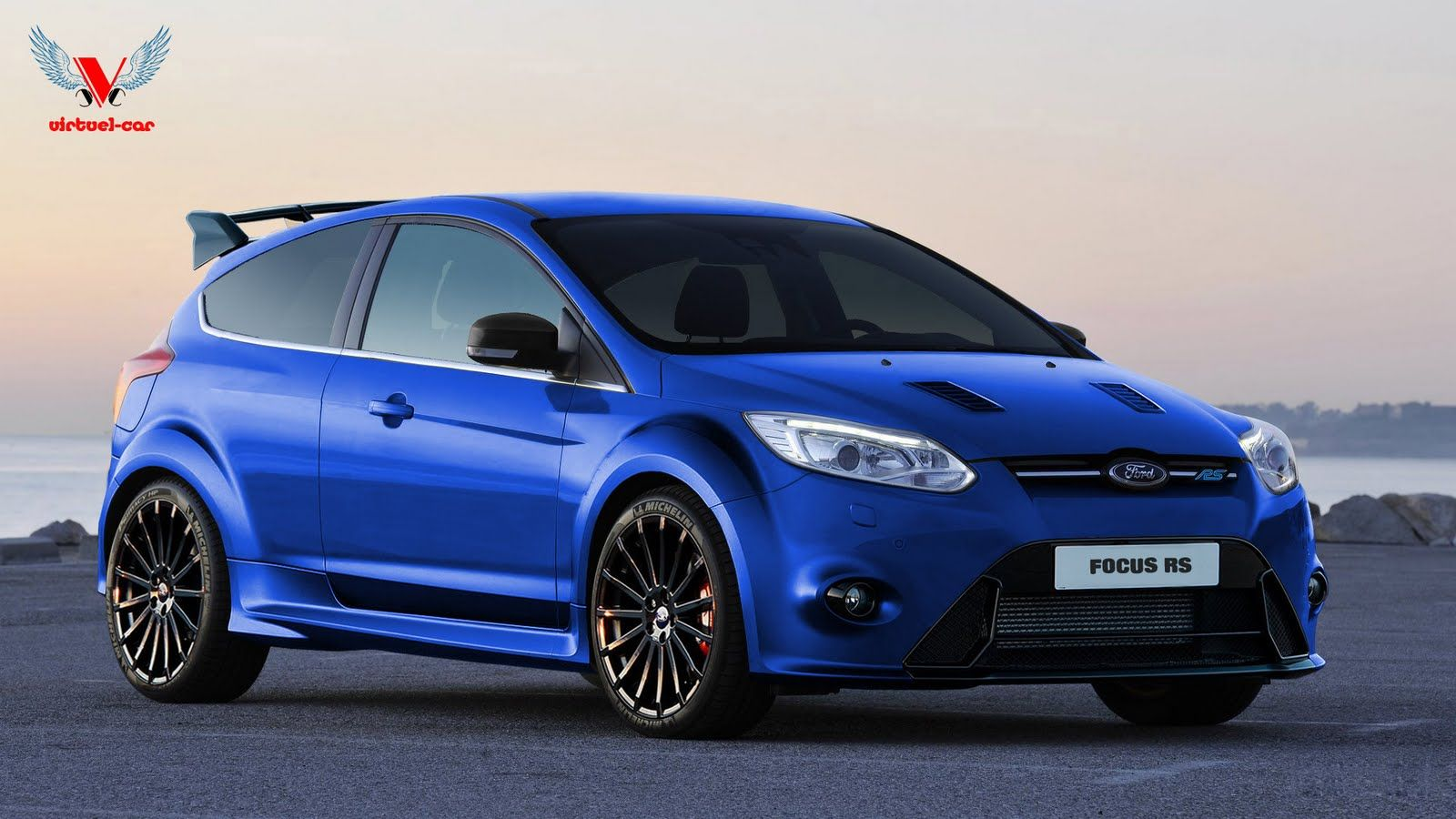 Ford Focus Rs Fastmotoring Ford Focus Hatchback Ford Focus Rs