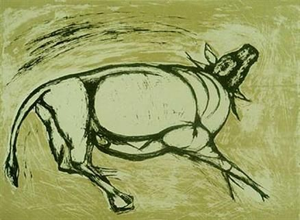 Auction 2001 (December) -Dec 06-12, 2001 -Lot 88 -Tyeb  Mehta