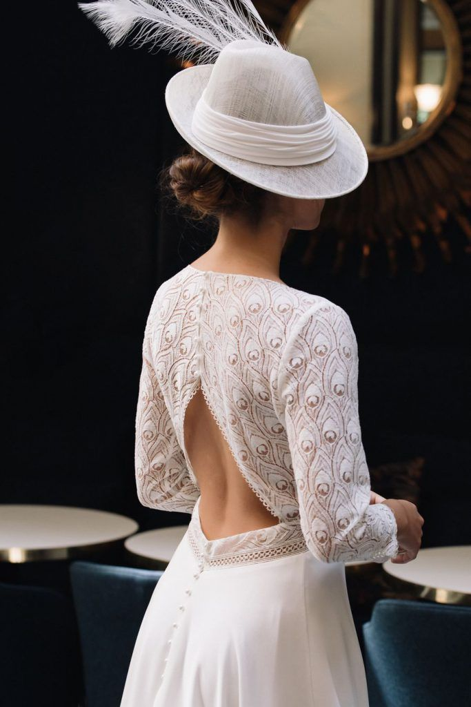 Photo of 20 long sleeve wedding dresses – Le Wedding Magazine / …