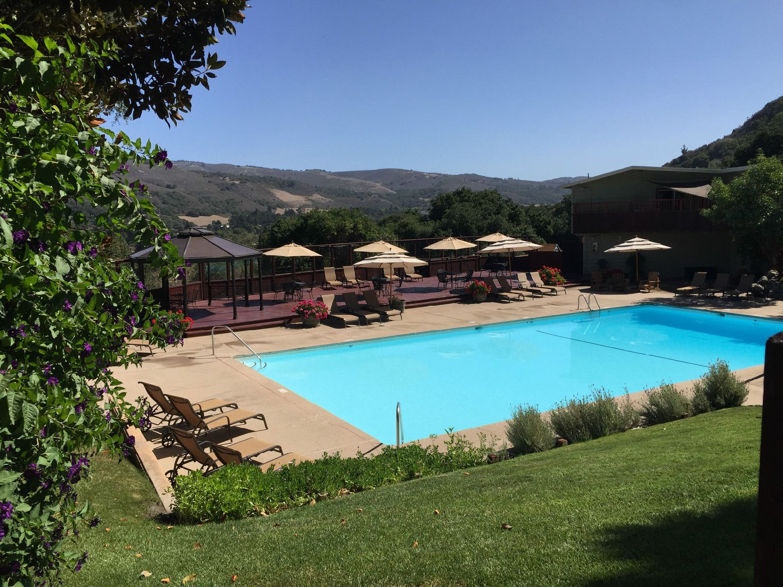 Saddle Mountain Ranch Carmel Ca Rv Parks And Camping