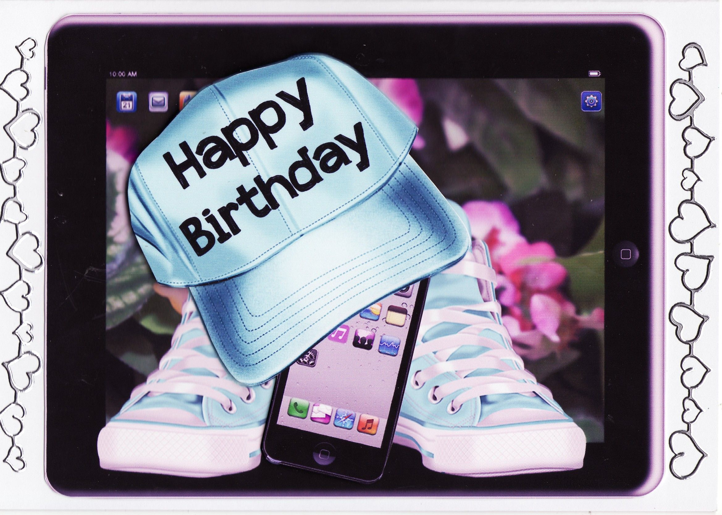 Happy Birthday Card Tassie Scrapangel With Images