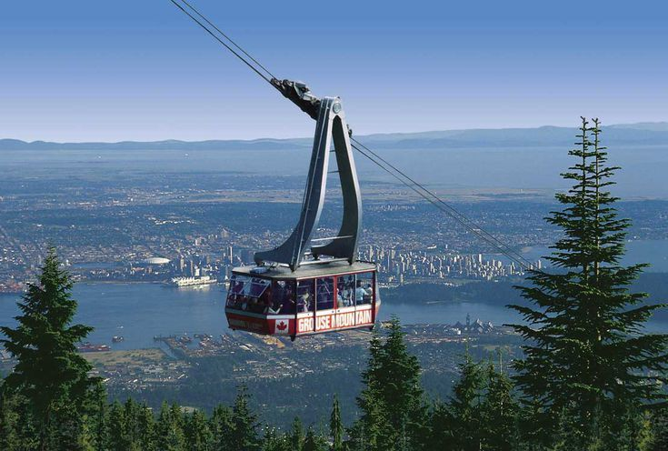 Top 10 Attractions in Vancouver, BC | Vancouver travel, Vancouver tourist  attractions, Sky ride