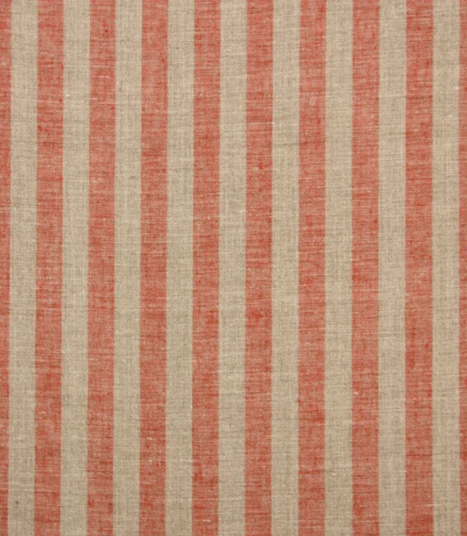 A Stripe Fabric Made From A Cotton Linen Mix This Stylish Fabric