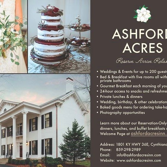 Unique Wedding Venues In Southern Maine: Kentucky Wedding Venues And Destinations