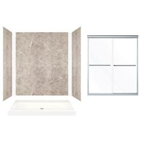 Transolid Expressions Dover Stone Solid Surface Wall Fiberglass
