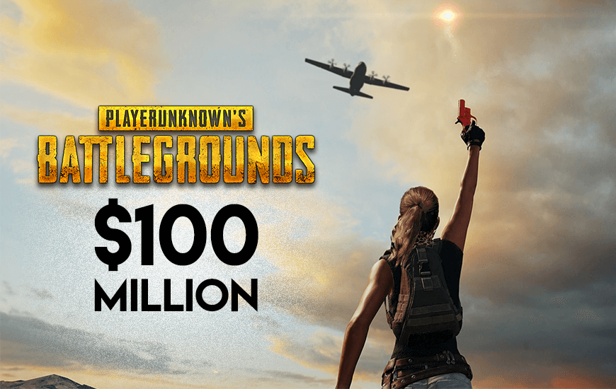 PUBG Mobile Revenue Crosses 100 Million Mark The 100