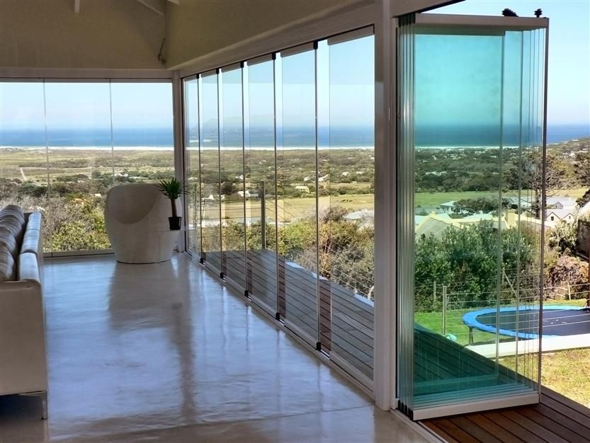 Frameless Glass Stacking Doors Put These In At Plett They Are Amazing