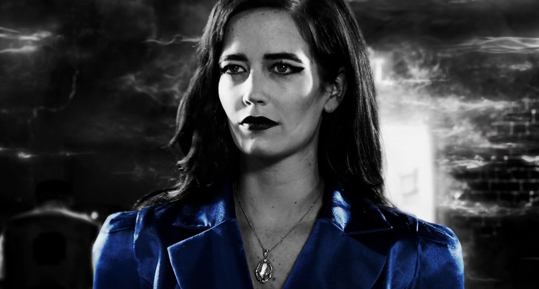 Heres the Banned Eva Green Sin City Poster - GeekShizzle