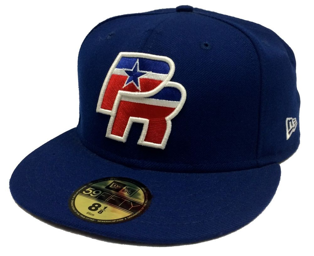NEW ERA 59Fifty Puerto Rico Blue Fitted Cap Size 8 1 8 White Red Orgullo PR  3D  NewEra  BaseballCap d86d0114a9f6