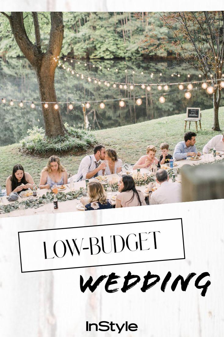 Low Budget Wedding – so klappt die günstige Traumhochzeit