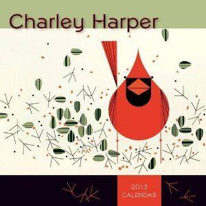 Charley Harper 2013 Calendar