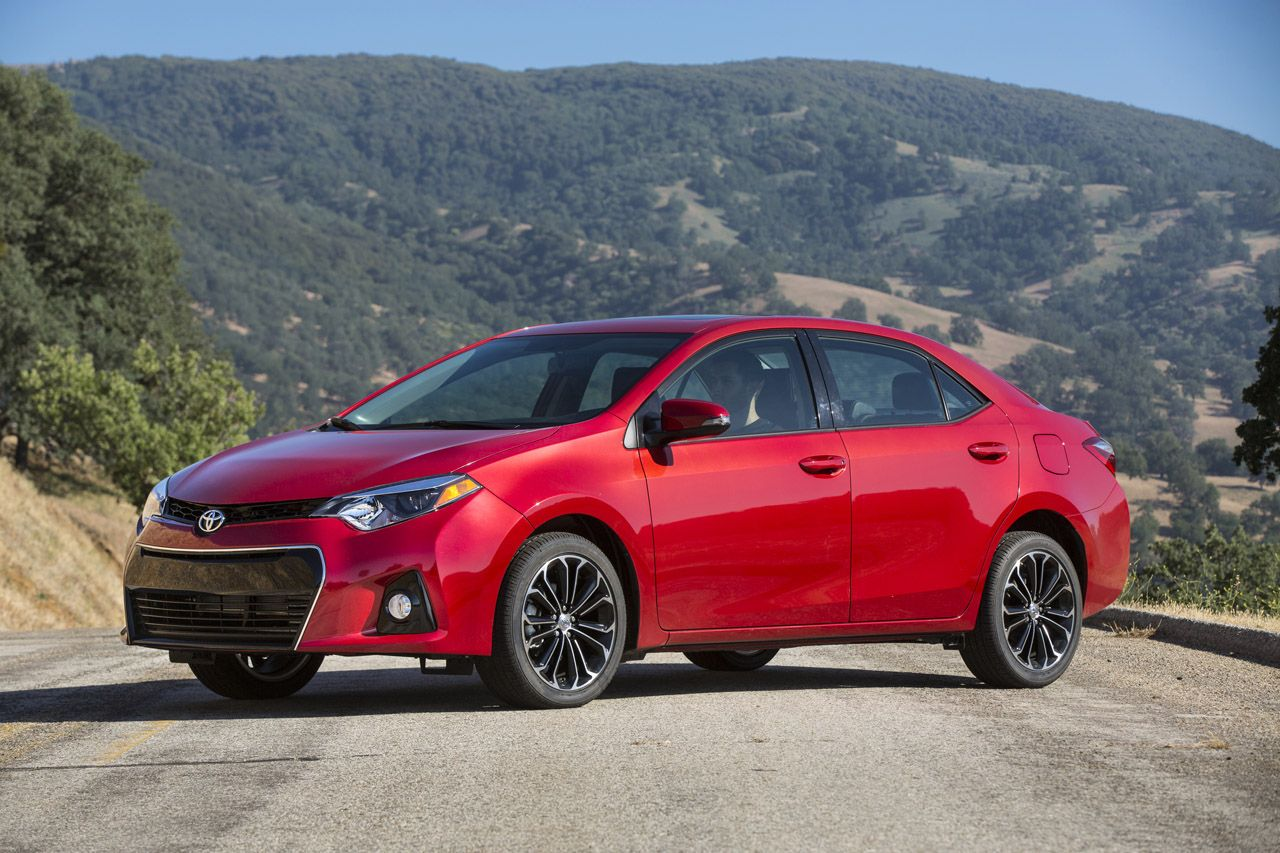 The all new 2014 toyota corolla debuted last week with a fresh look confirming that the furia concept toyota brought to the detroit auto show was more than
