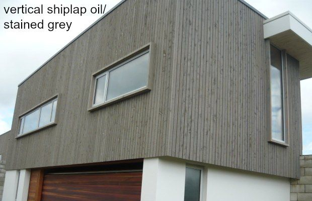 Kapiti House2 Edited Shiplap Cladding Exterior House