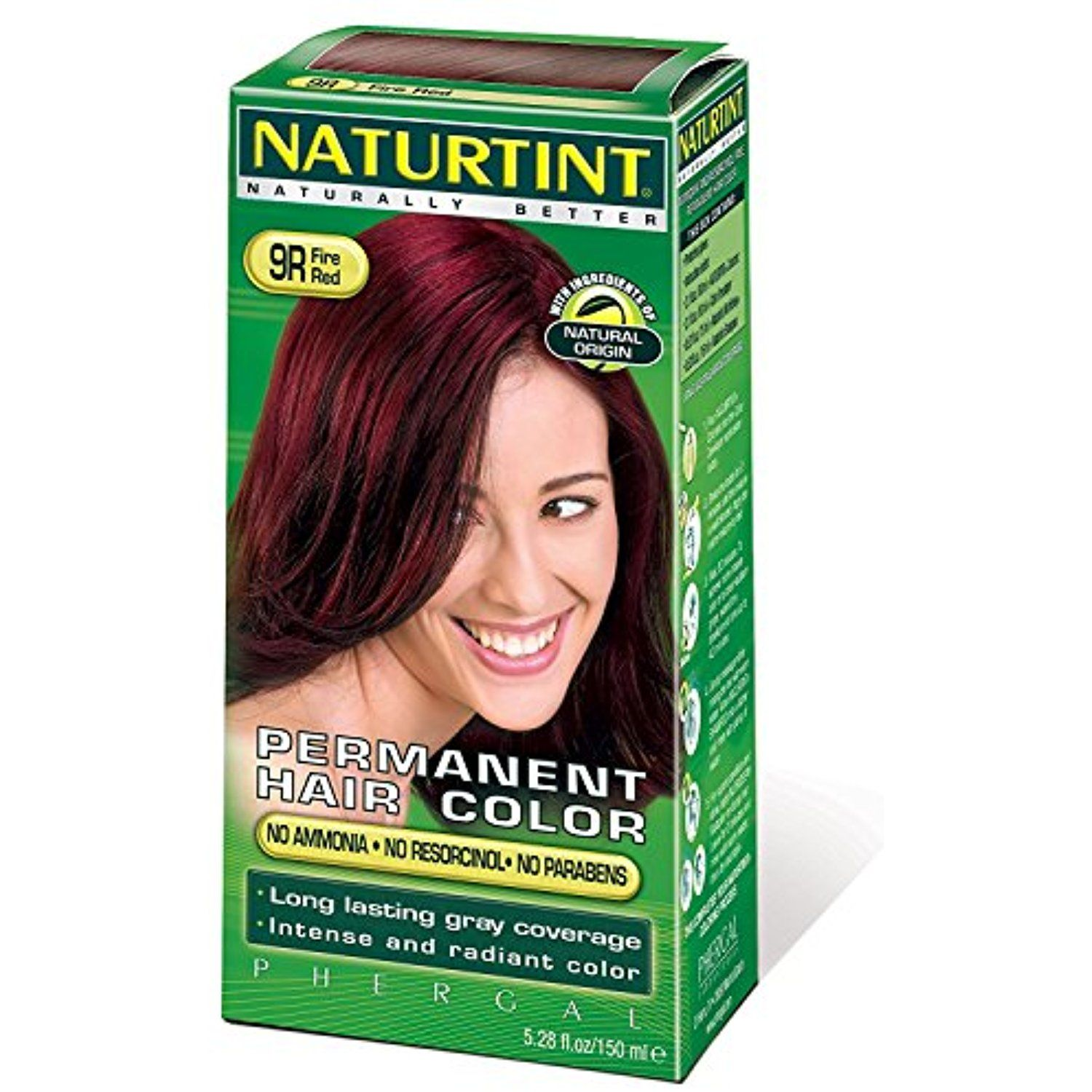Naturtint hr clr r fire red to view further for this item visit