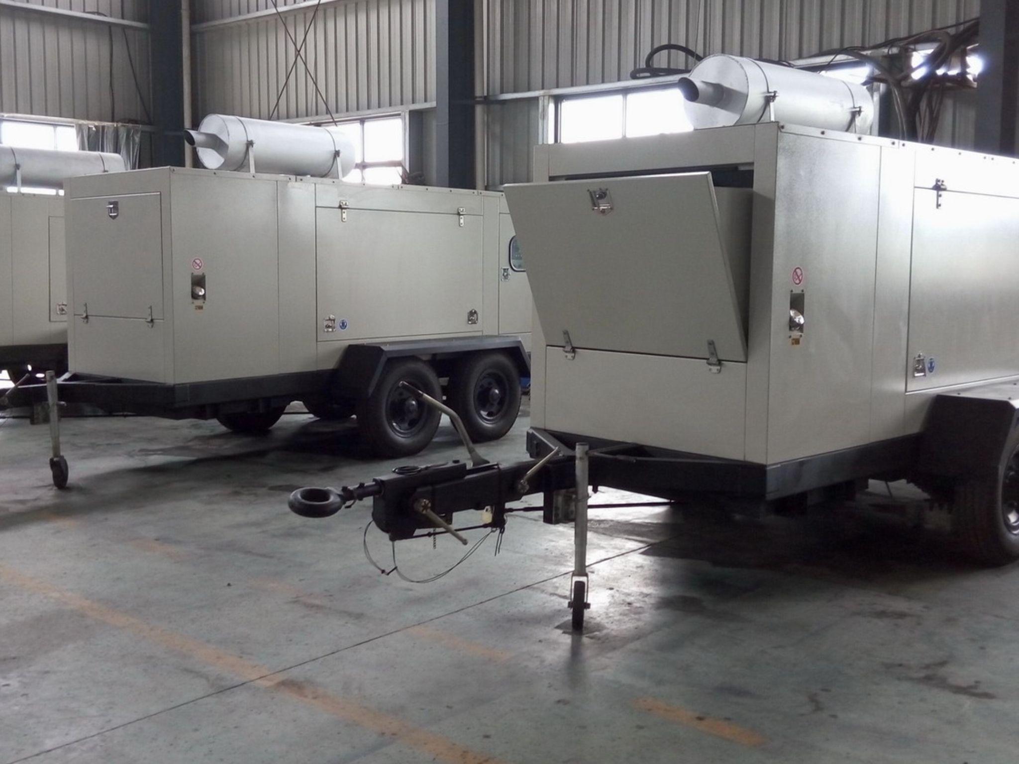 235kva Diesel generator hire emergency power north London