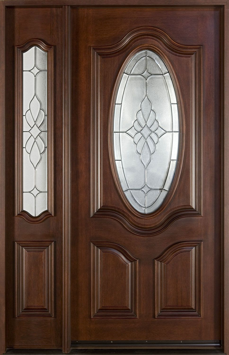 Doors for Builders, Inc. | Solid Wood Entry Doors | Exterior Wood ...