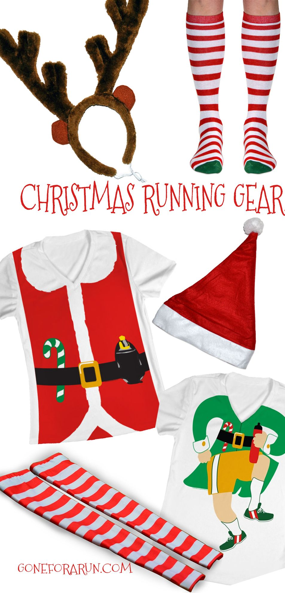 Running Christmas gear. Running a jingle jog? Check out our holiday ...