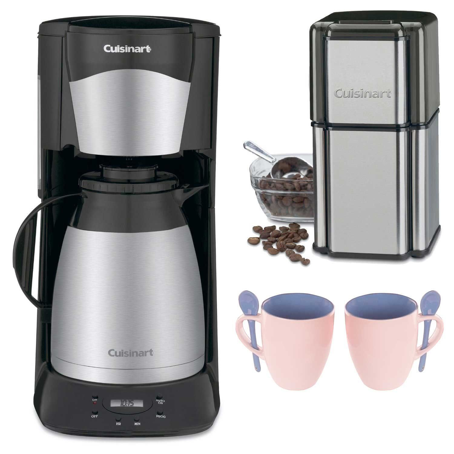 Cuisinart Programmable 12cup Thermal Coffeemaker >>> Find