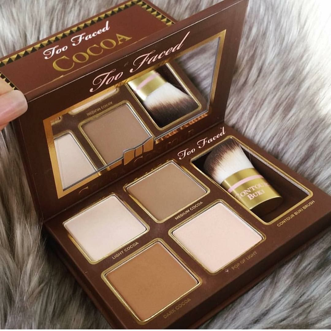Cocoa contour by too faced
