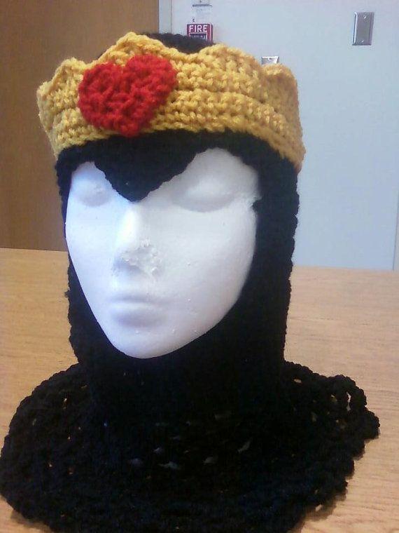 Evil Queen Coif | Mütze
