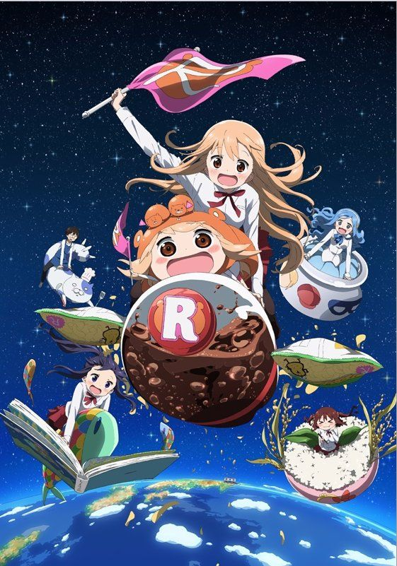 [VIDEO] Himouto! Umaruchan R reveals new PV and key