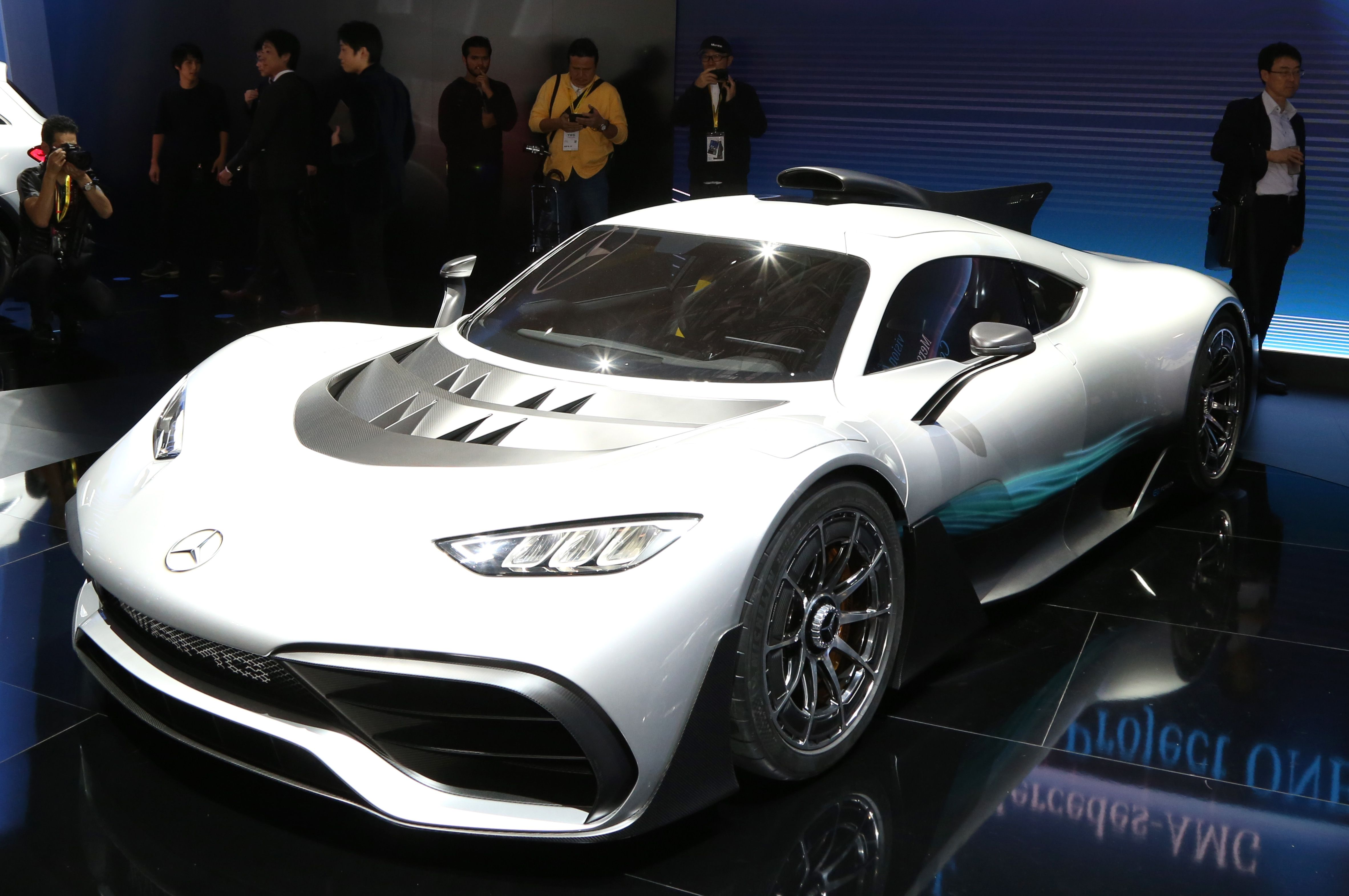 4 of the Best Mercedes Cars at the TokyoMotorShow