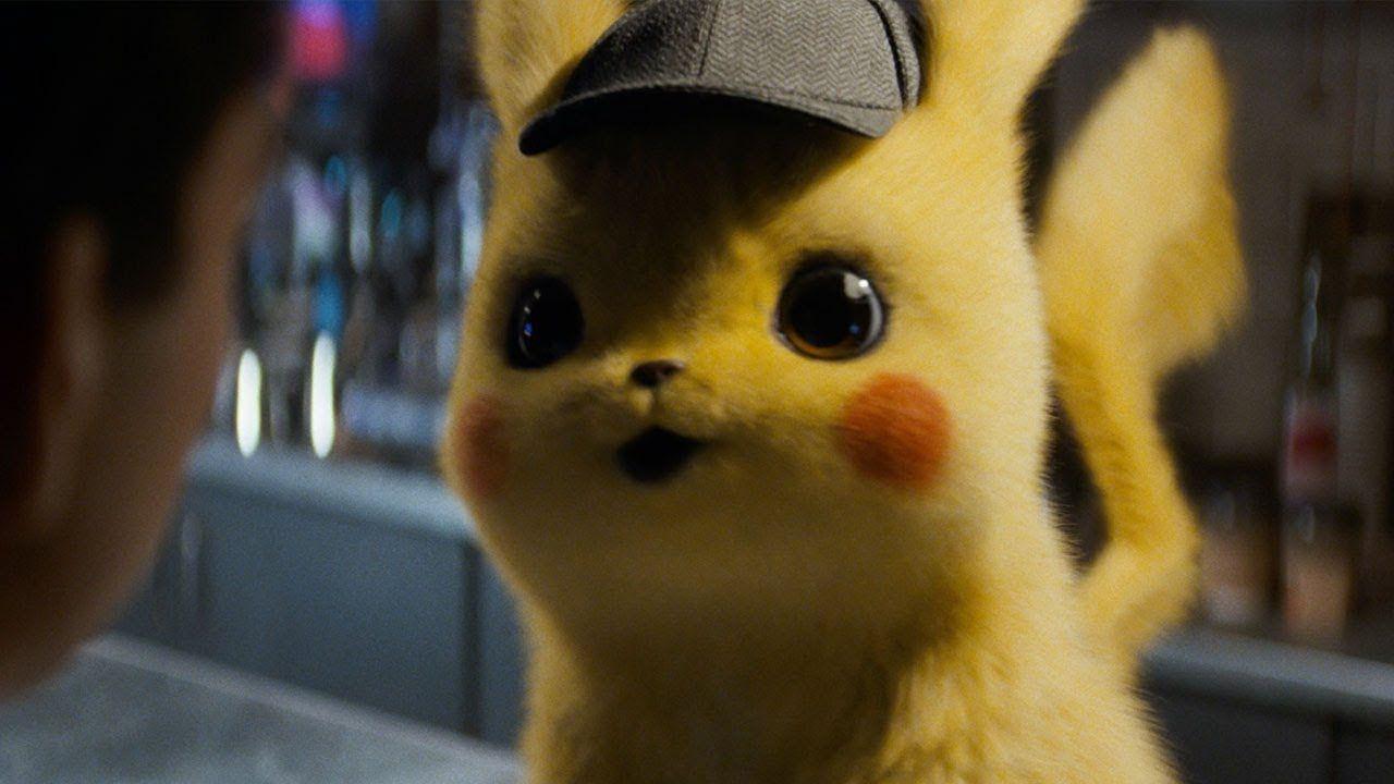 New Teaser Detective Pikachu No Clue Pikachu Pokemon Cute Pikachu