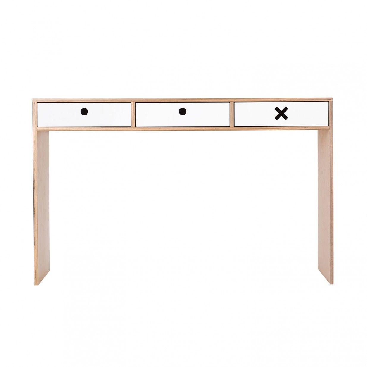 Großer Schreibtisch Weiß 2021
