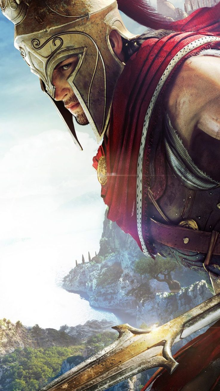 Assassin S Creed Odyssey Alexios Assassins Creed Artwork