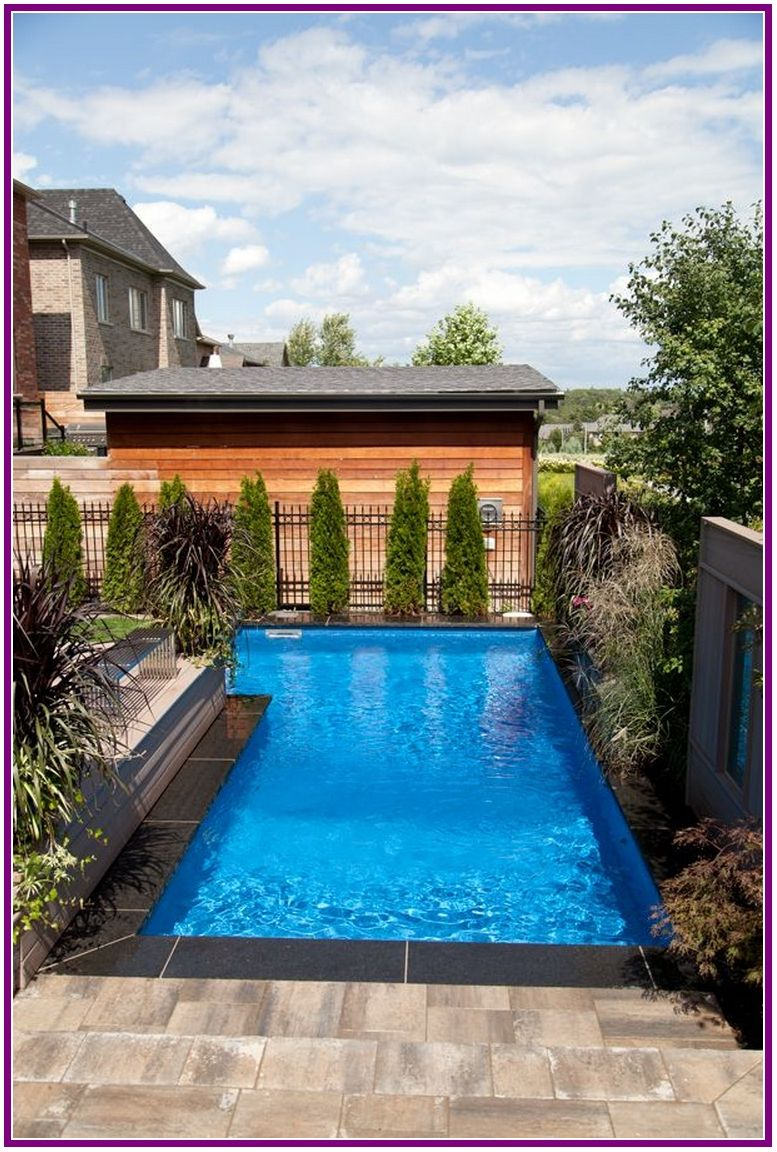 28 Best Small Inground Pool Ideas In 2019 00011 In 2020 Small