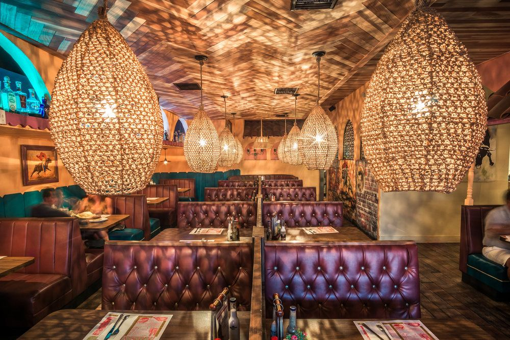 Interior Photo Of The Matador Restaurant In Costa Mesa By Ivy Glor Interior  Design