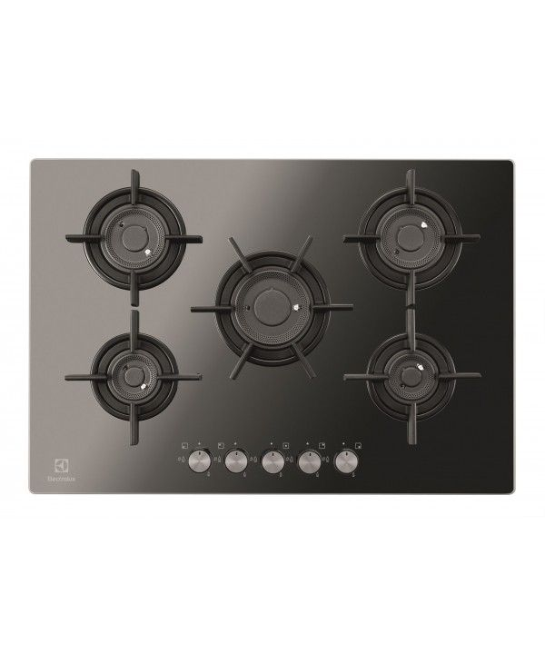 Electrolux PVF750UONS Piano Cottura Gas VerticalFlame 75